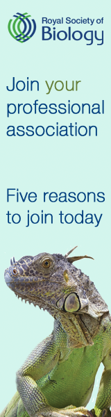 Biologist side banner 2: Join the RSB
