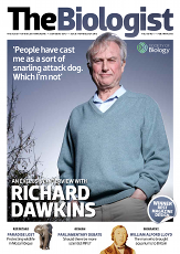 Magazine 2013_02_01_Vol60 No1 Richard Dawkins