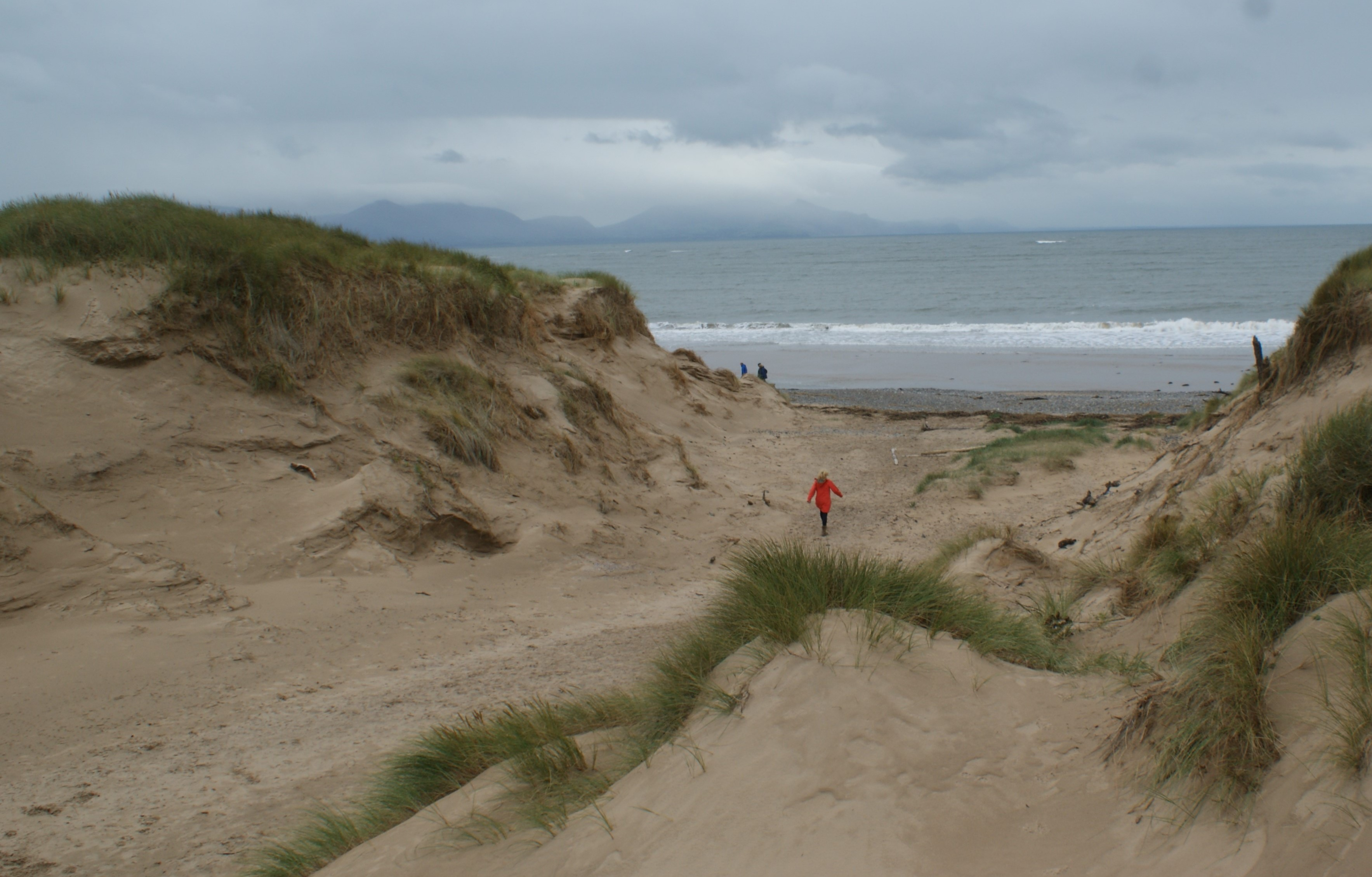 Newborough dunes
