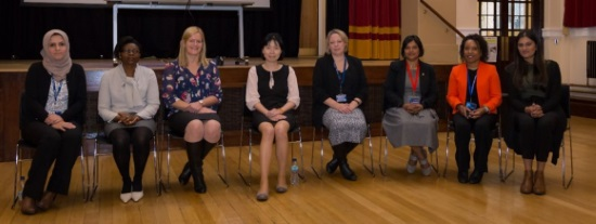 RGS Panel School Event