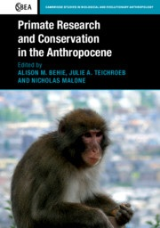 primate research and conservation